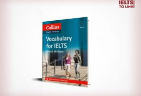 IELTS Book: Sách học vocabulary cho IELTS