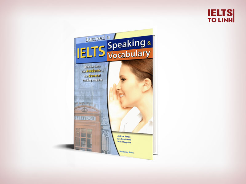 IELTS Book: Succeed in IELTS speaking