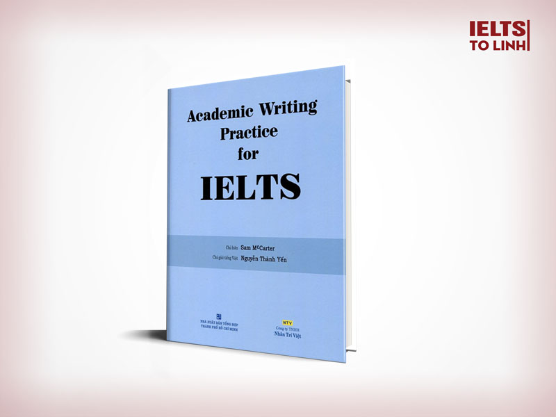 IELTS Book: Academic writing practice for IELTS