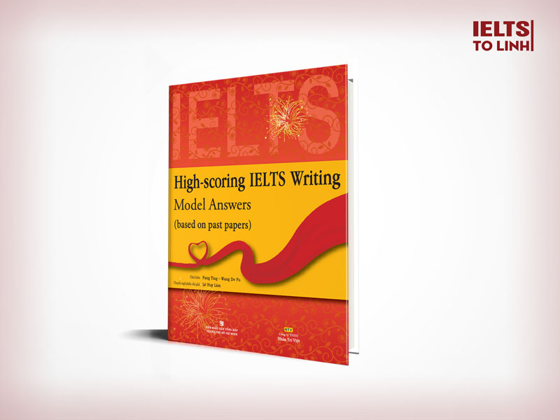 IELTS Book: Sách High-scoring IELTS Writing