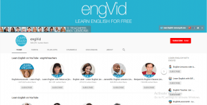 Learning English for free