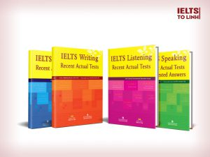 IELTS Listening Recent Actual Test Vol 1, 2, 3, 4 (PDF + Audio