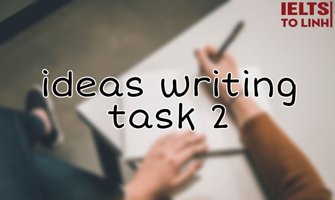 Ideas Writing Task 2 – Mr Simon