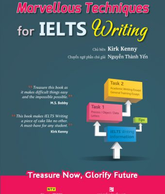 Sách Marvellous Techniques for IELTS Writing