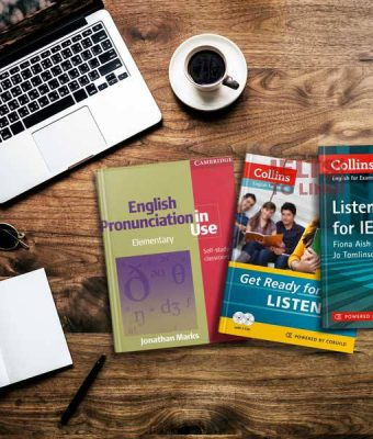 Trọn bộ sách Intensive IELTS Listening, Reading, Speaking, Writing {Ebook + Audio}