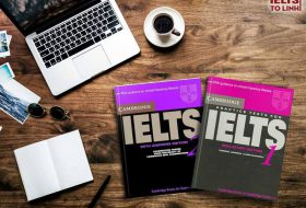 Download bộ Cambridge IELTS 1 – 13 pdf & audio bản đẹp free