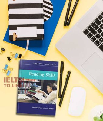 Download Improve your IELTS – Reading Skill – PDF